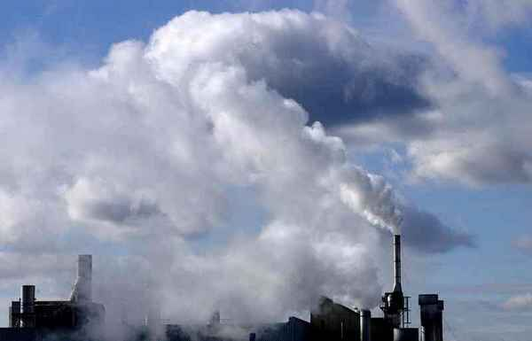 صورة ما هي مسببات تلوث الغلاف الجوي