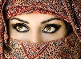 صور العيون الحوراء