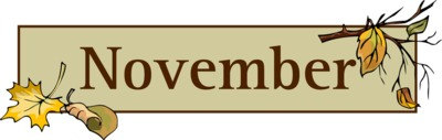 صورة مواليد شهر نوفمبر