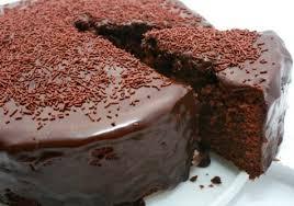 صوره طريقة عمل كيكة الشوكولاته , ابتكارات وفن الطبخ