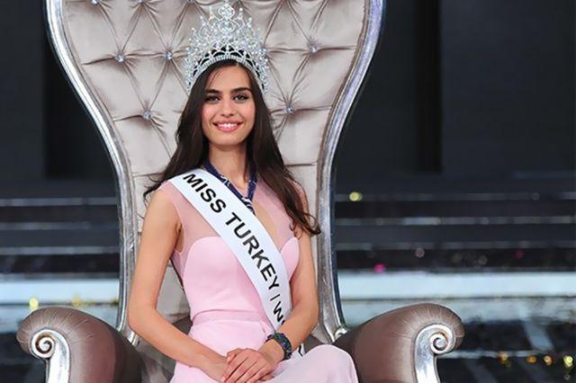 صوره ملكة جمال الجزائر 2018