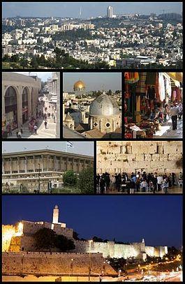 صورة موضوع عن القدس باللغة الانجليزية