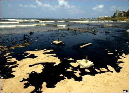 صوره معنى التلوث المائي
