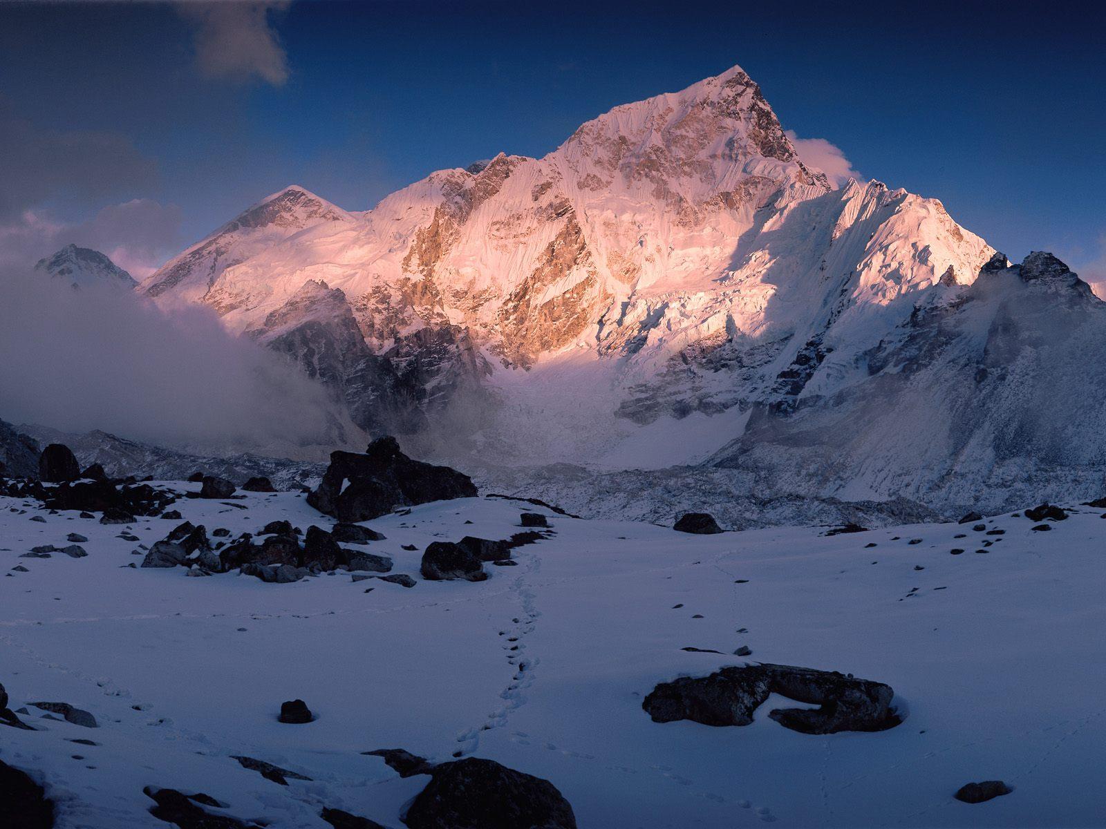 صورة اين توجد جبال الهملايا