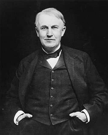 صورة من هو مخترع الكهرباء