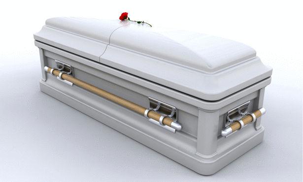 صورة كلام عن الاموات