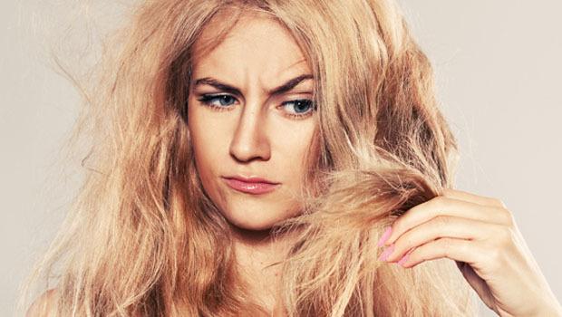 صور هل جفاف الشعر يسبب تساقطه