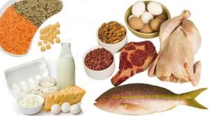 صور نقص البروتين