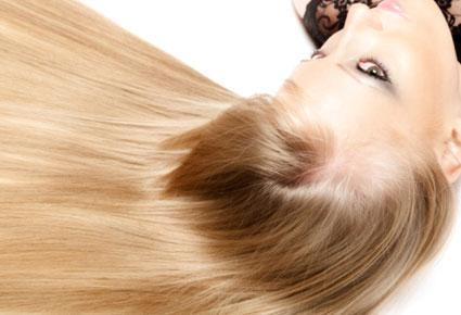 صورة صبغات شعر طبيعية