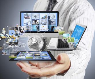 صورة موضوع حول التكنولوجيا