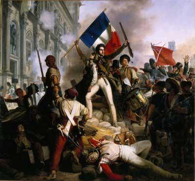 صورة تعريف الثورة الفرنسية وتفاصيلها