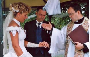 صورة الزواج عند المسيخ