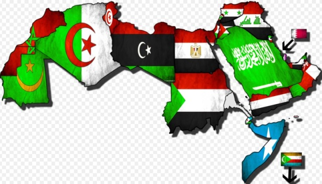 صورة دول العربية