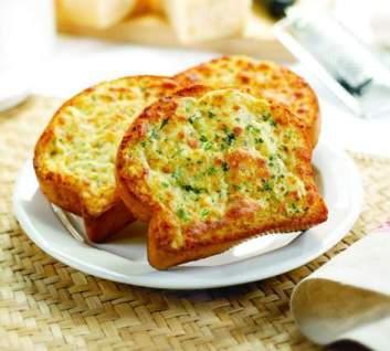شرائح ألخبز بالثوم و ألجبن ،<br /> <br />طرق تحضير و صفه شرائح ألخبز بالثوم و ألجبن