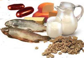 صور اعراض نقص فيتامين دال