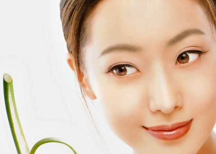 صورة اسرار جمال بشرة الكوريات