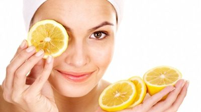 صور فوائد الليمون للوجه