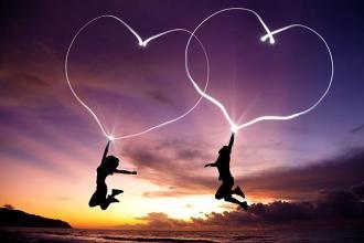 حكم فِيِ الحب