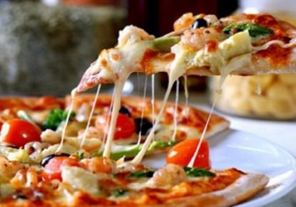 صور مقادير البيتزا الايطالية