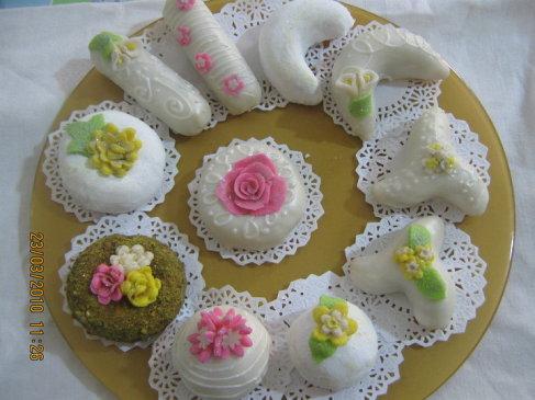 صوره حلويات العيد جزائرية
