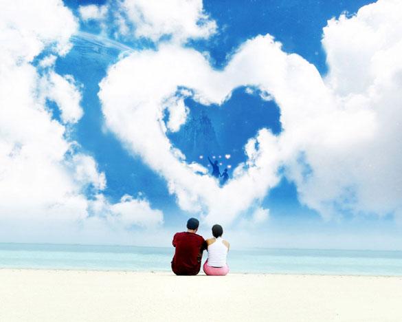 صورة كلام جميل عن الحب