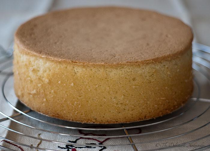 صور طريقة عمل الكيك الاسفنجي