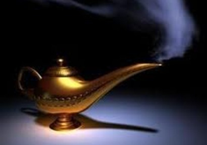 صورة ما هو مصباح السحري