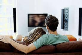 صور موضوع عن مشاهدة التلفزيون