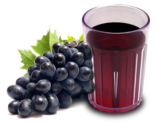 صورة فوائد عصير العنب
