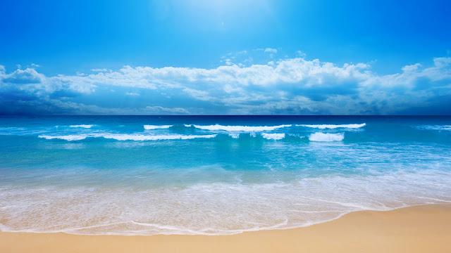 صور موضوع تعبير عن البحر