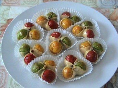 صورة حلويات مغربيه