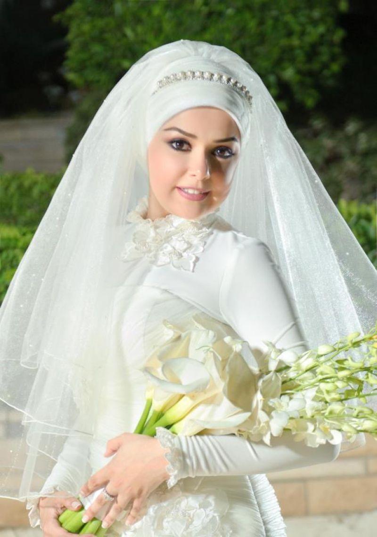 صور موديلات لفات طرح | صور حجاب و طرحات عرايس