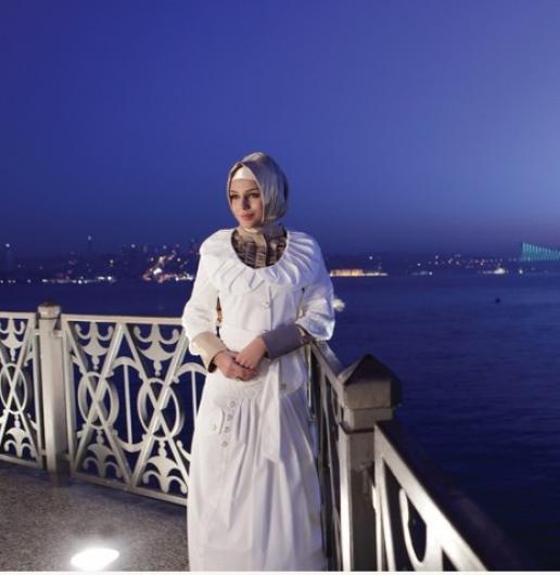 صورة ملابس محجبات تركية