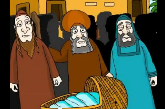 صور قصة سيدنا عيسى