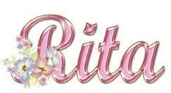 صور معنى اسم ريتا