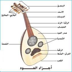 صورة تعريف الموسيقى العربية الشرقية