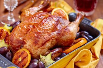 صور دجاج في الفرن لذيذ وشهى