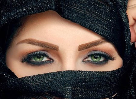 صور اشعار العرب فى العيون