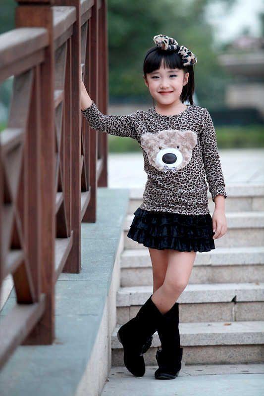 صور اجمل ملابس كروشية اطفال