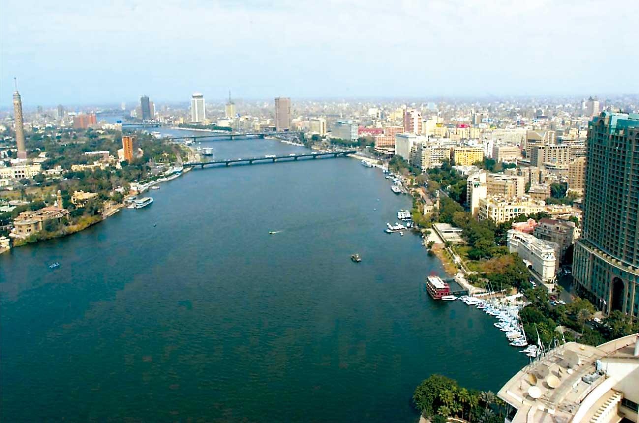 صورة كم يبلغ طول نهر النيل داخل مصر