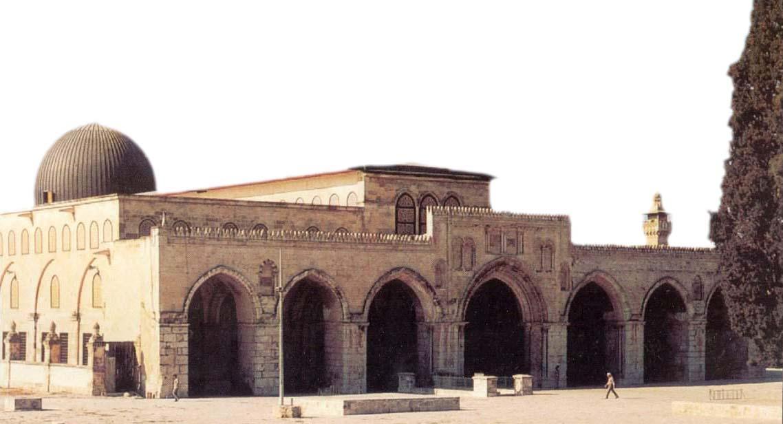 صورة موضوع عن المسجد الاقصى