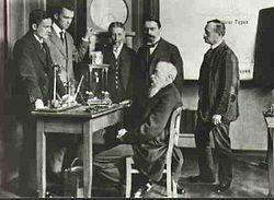 ويليام ما كسميليان و اندت جالسا كان عالم نفس الماني، و يعزي الية علم النفس التجريبي.
