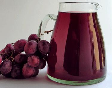 صور شراب العنب الاحمر