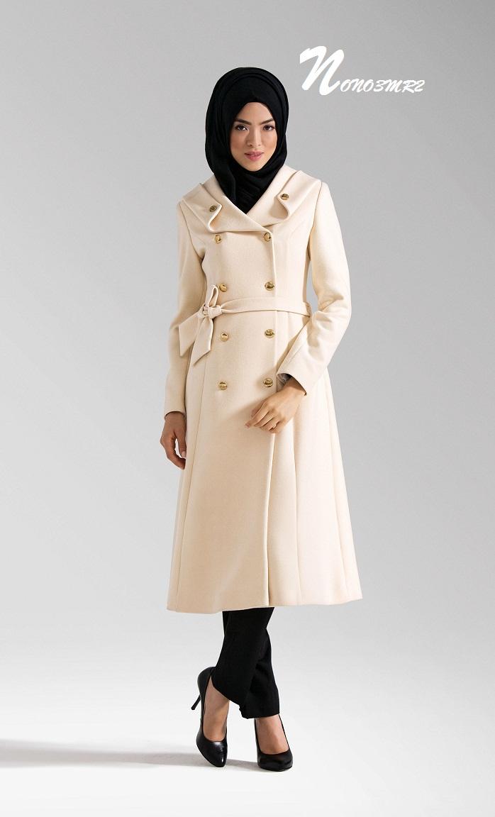ملابس رقيقة للمحجبات شتاء 2021 موسم شتاء انيق للمحجبة فقط 2021 Hijab for winter