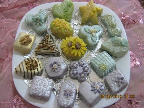 صور حلويات جزائرية عصرية بالصور , صور حلويات جزائرية