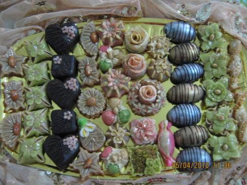 حلويات جزائرية عصرية للمناسبات