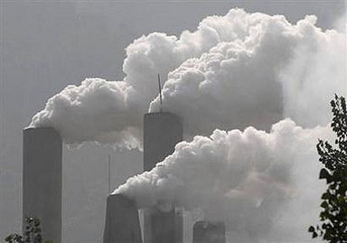 صور اضرار التلوث البيئي