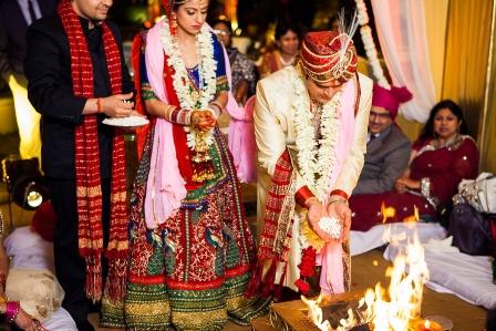 صورة الزواج في الهند