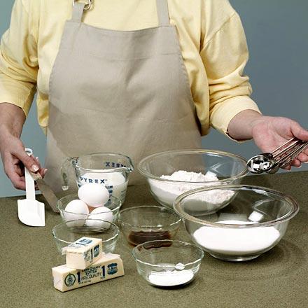 صورة طريقة عمل الكيك الشهى