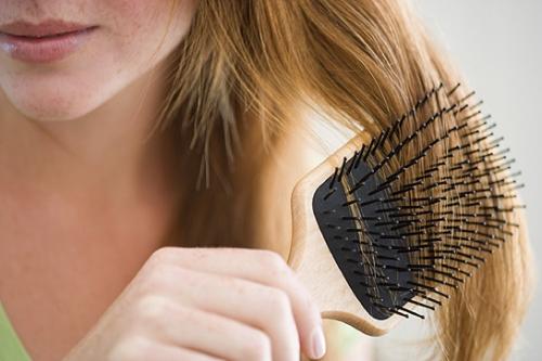 صورة علاج لتساقط الشعر